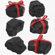 Kömür Toplama Topaklar 3d model