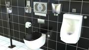 Aktywa łazienkowe 3d model