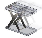 Scissor lift 3d model