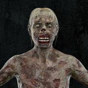 Zombies-001(1) 3d model