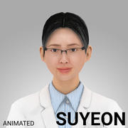Korea Female - SUYEON 3d model