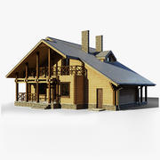 GameReady Cottage 7 3d model