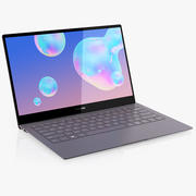 Samsung GALAXY Book S 13,3 inch 3d model