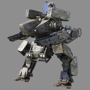 Mech-Robot 3d model