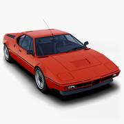 Italdesign Concept Car 3d model