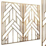 Decorative partition set 29 3d model