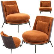 坎托里奥罗拉扶手椅 3d model