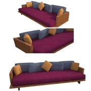 hight detail sofa 3d model