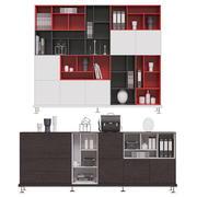 LAS ENOSI EVO Cupboard 3d model
