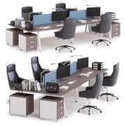Ofis çalışma alanı LAS 5TH ELEMENT v22 3d model