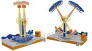 Cavaleiro do parque de diversões 3d model