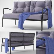 Sofa Dream Ikili 3d model