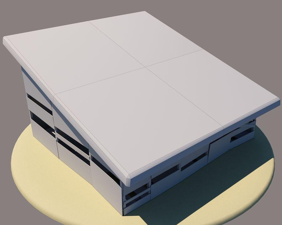 외양간 royalty-free 3d model - Preview no. 9