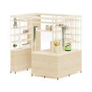 Eco Kiosk 3D-model 3d model