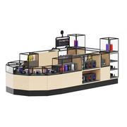 Audio Stand 3D Model 3d model