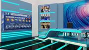 VR Studio News 3d model