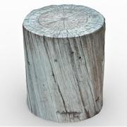 Ağaç Kütüğü 9 3d model