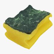 Sponge Used 3d model
