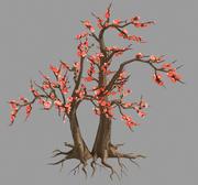 Plant - Tree 23 3d model