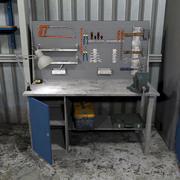 laboratorio 3d model