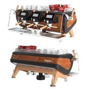Astoria Storm Coffe Machine 3d model