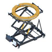 工业升降机-Oborontest水平线圈 3d model