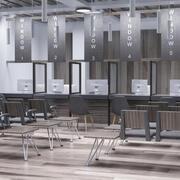 Müşteri Bekleme Odası 3d model