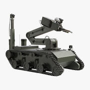 Sapper Robot(1) 3d model