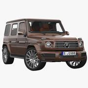 2019 Mercedes-Benz G Class 3D 3d model