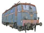 Trains Locomotives(1) 3d model