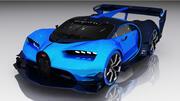 Bugatti Vision Gran Turismo 3d model