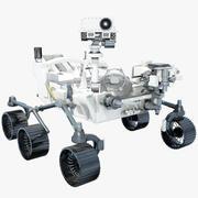 MARS 2020 Mars Rover 3d model