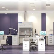Scientific Laboratory Day(1) 3d model