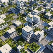 Future City A 2 3d model