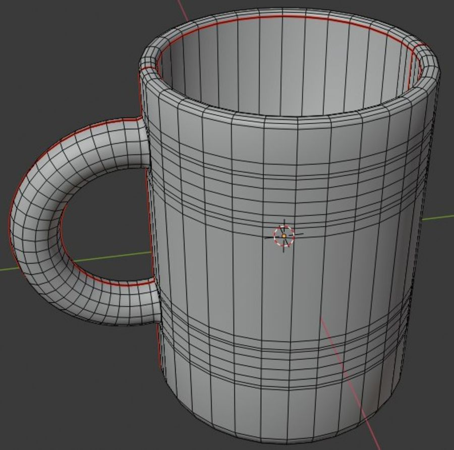 Coffee Cup royalty-free 3d model - Preview no. 15