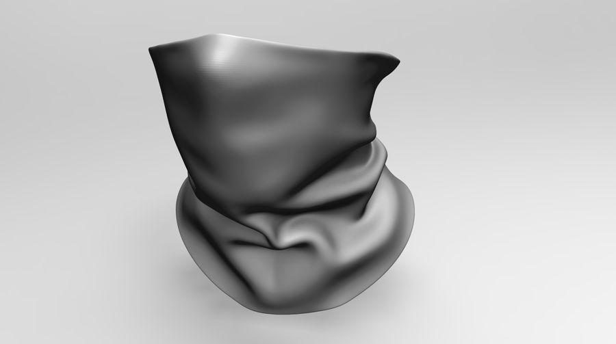 巴拉克拉法帽 royalty-free 3d model - Preview no. 6