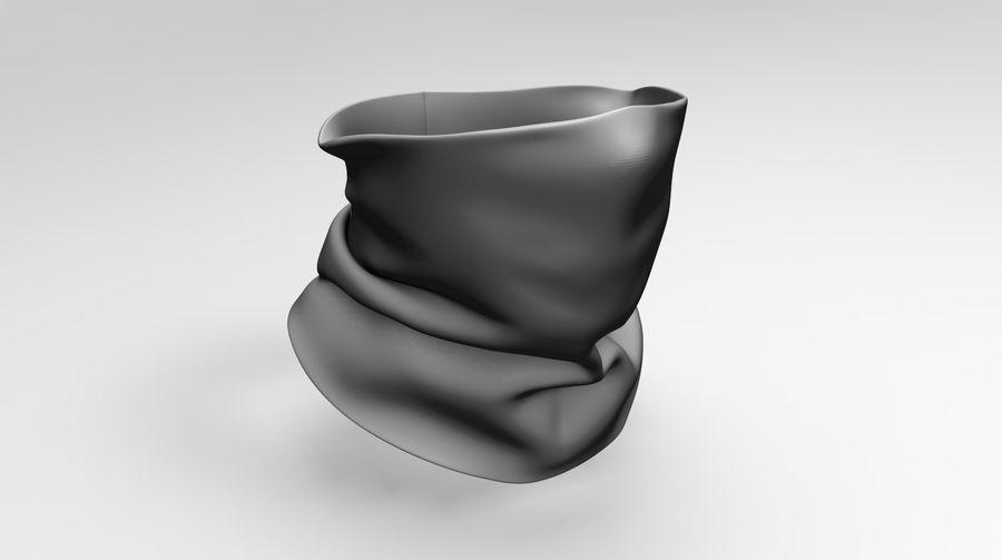 巴拉克拉法帽 royalty-free 3d model - Preview no. 2