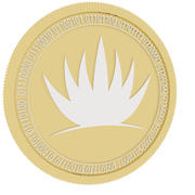 agrave coin gold coin 3d model