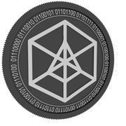 アークブロックブラックコイン 3d model