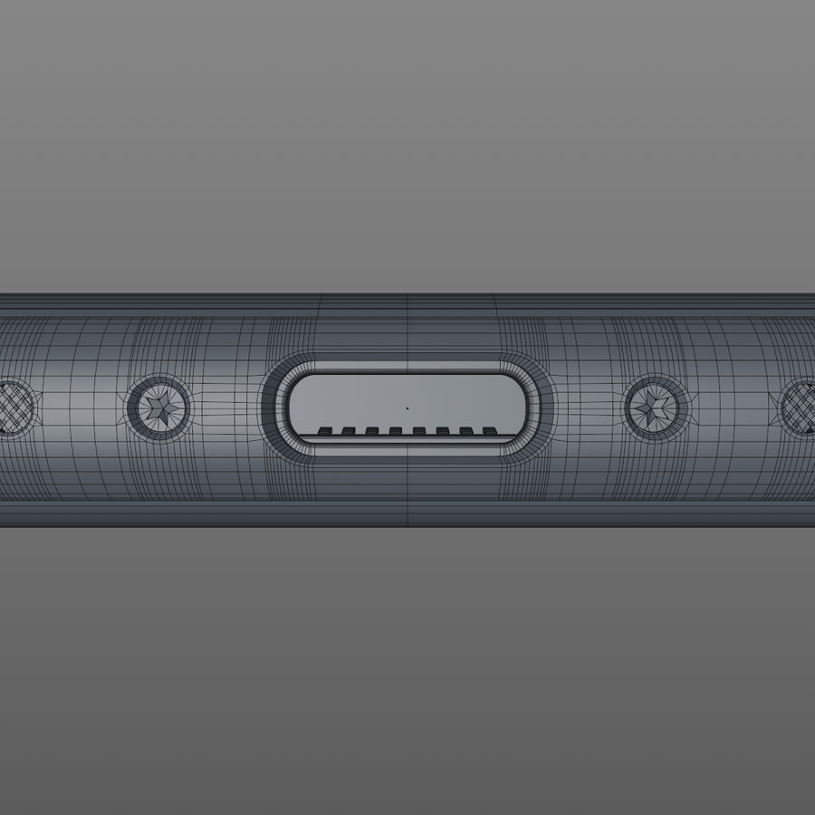 iPhone 11 Pro royalty-free 3d model - Preview no. 18