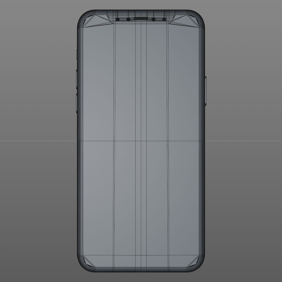iPhone 11专业版 royalty-free 3d model - Preview no. 11