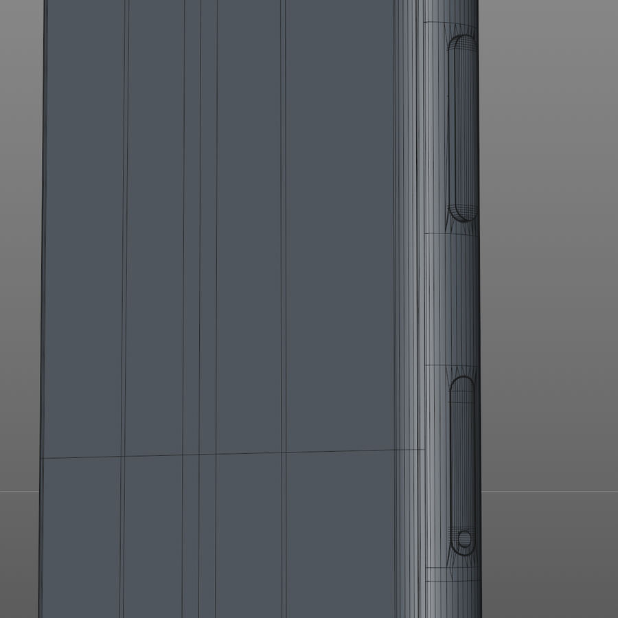 iPhone 11 Pro royalty-free 3d model - Preview no. 16