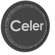 moeda de celer preto 3d model