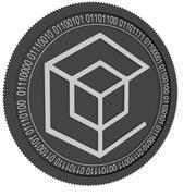 contentbox黑色硬币 3d model