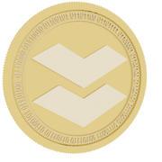 elastos gold coin 3d model
