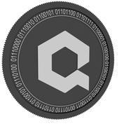 quant black coin 3d model
