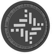риф жетон черная монета 3d model