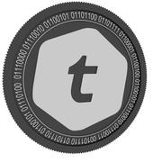 telcoin黑色硬币 3d model