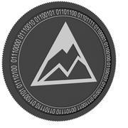 kamizelka łańcuszkowa czarna moneta 3d model