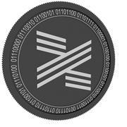 xmax czarna moneta 3d model